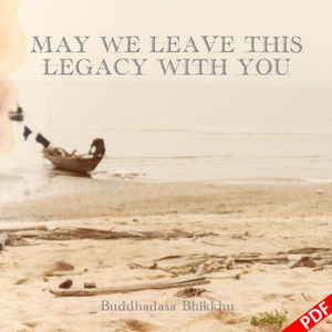May we leave this legacy with you section i pdf cover